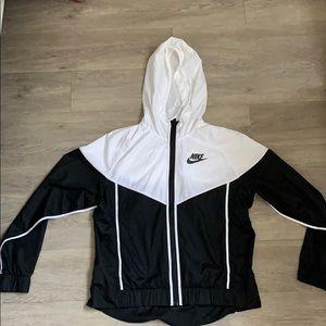 Womens Nike windbreaker size M
